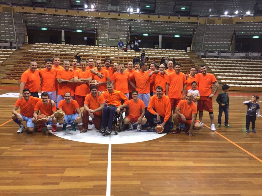Un Canestro Per Te al campionato UISP 2016/17