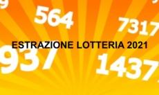 Estrazione lotteria